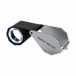 Loupe 10X LED