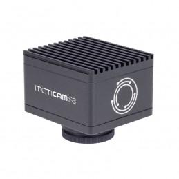 "Caméra Moticam S3  1/2.8"""