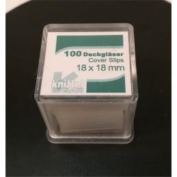 Lamelles 18x18 boite de 100