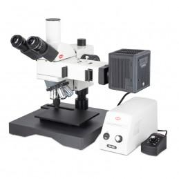 Microscope sur colonne...