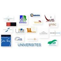 Enseignements : Universités